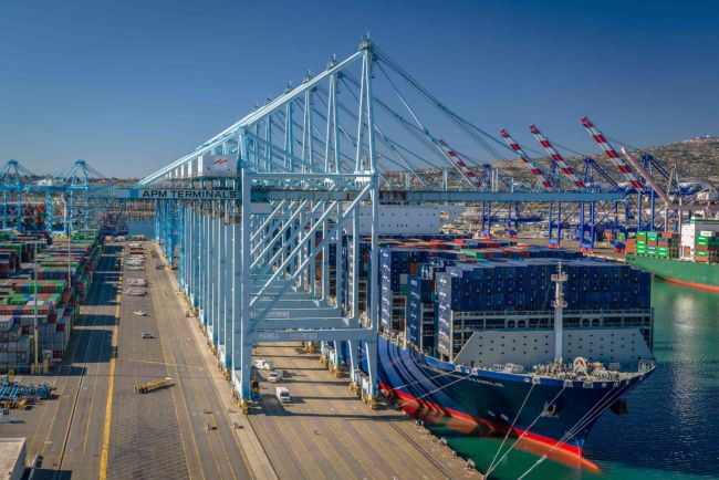 COVID-19 Brings Unexpected Benefits To APM Terminals' Global TOS Roll-Out