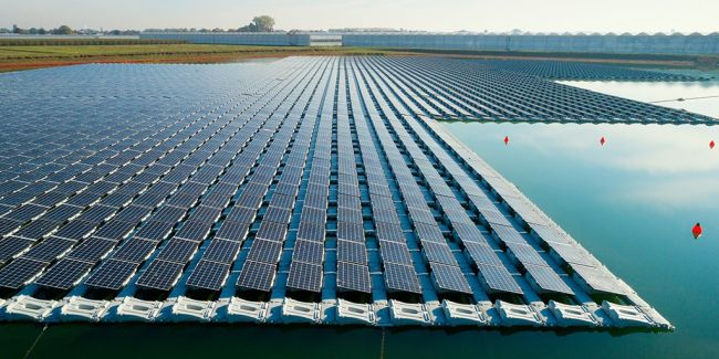 DNV GL Launches Industry-Wide Collaboration To Develop First Ever Floating Solar Power Plants