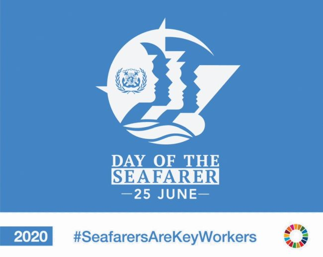 Day of the Seafarer - 2020 seafarers are key workers