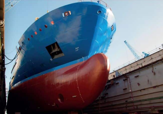 Even Before COVID-19, Over 40% Of Vessels Had Unacceptable Levels Of Barnacle Fouling - Research Hull