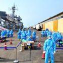Indian Navy Commences Evacuation Of Citizens From Iran Under Operation 'Samudra Setu'