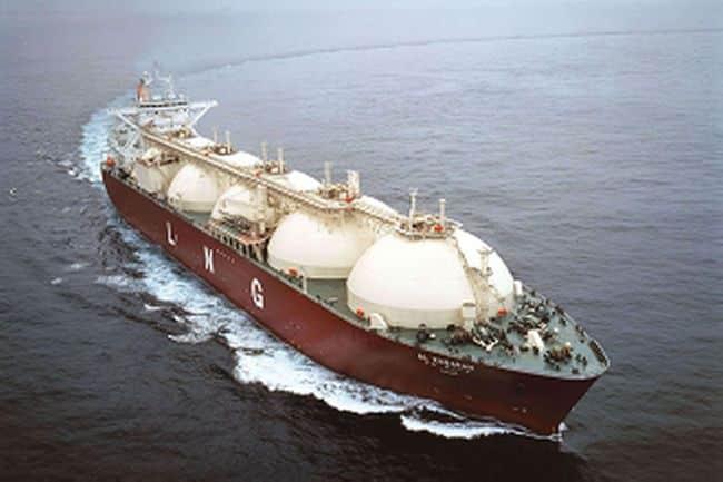 LNG Carrier AL ZUBARAH