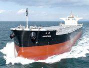 MOL Bulk ship HAKUTAKA