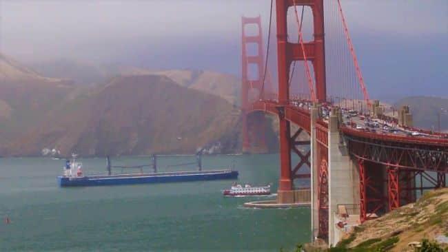San Francisco Bar Pilots_Golden Gate Bridge