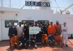 Seafarers' Challenges During COVID-19 The Case Of MV Gulf Sky