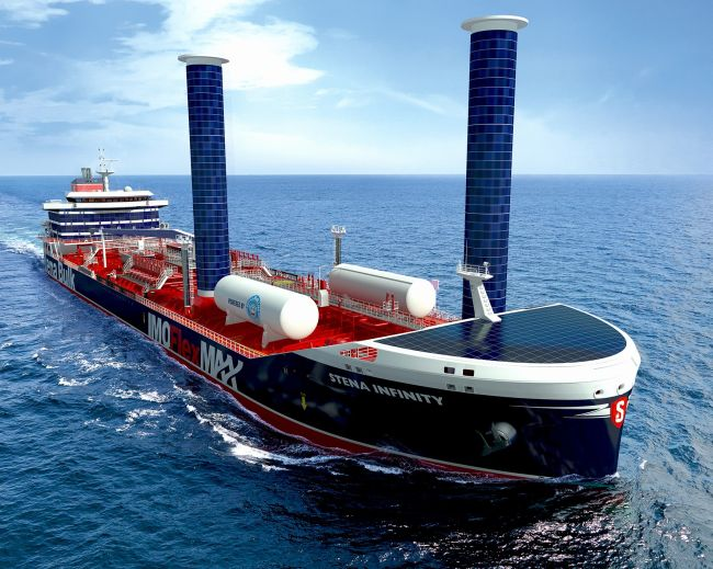Stena Bulk Presents Next-Generation Product And Chemical Tanker–The IMOFlexMAX