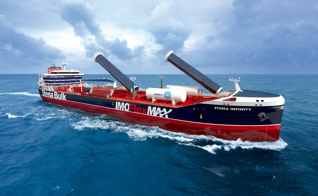 Stena Bulk Presents Next-Generation Product And Chemical Tanker – The IMOFlexMAX