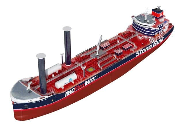 Stena Bulk Presents Next-Generation Product And Chemical Tanker – The_IMOFlexMAX