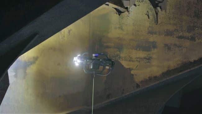 DNV GL Autonomous Drone Inspection