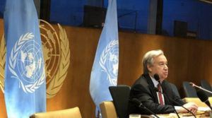 UN Secretary-General Speaks Out On Seafarers' Repatriation