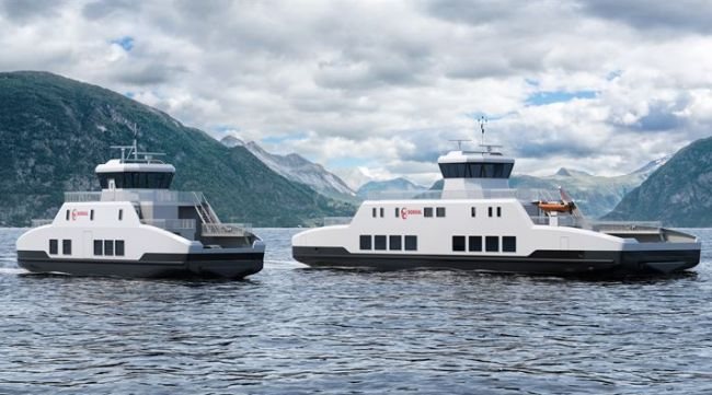 Wärtsilä to design_and equip two zero-emissions battery powered ferries