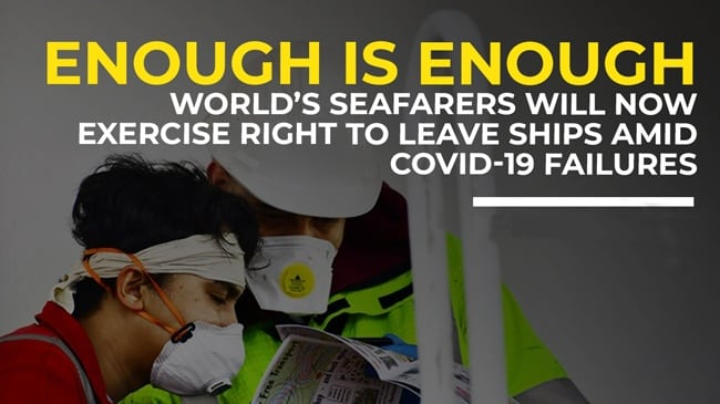 World's-Seafarers-Will-Now-Exercise-Right-To-Leave-Ships-Amid-COVID-19-Failures
