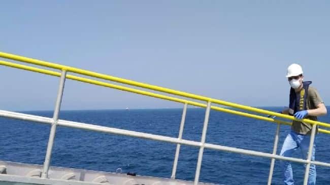 Seafarer Onboard