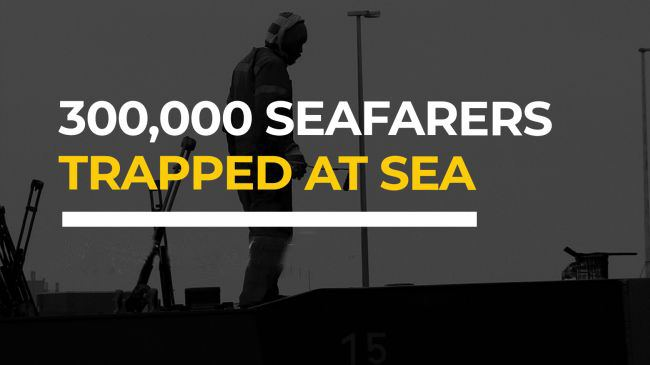 300,000-Seafarers-Trapped-At-Sea