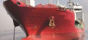 Collision Involving A Vessel Adrift