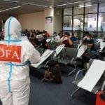 "Photos: Philippines Announces ""Green Lane"" To Ensure Swift Repatriation Of Seafarers"