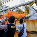 Dead Indonesian Sailor Found On Seized Chinese Fishing Ship; Authorities Suspect Trafficking