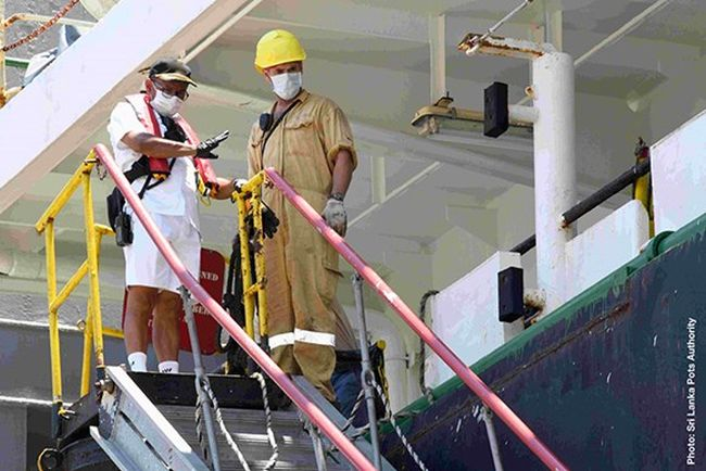 IMO Governments pledge action for seafarers at crucial crew change summit