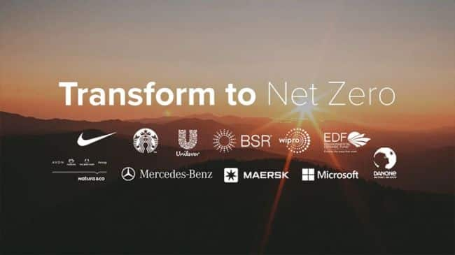 Net zero future maersk mercedes and many others