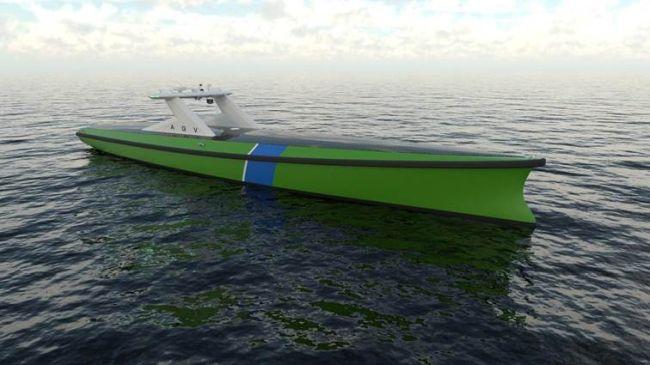 New Autonomous Guard Vessel Concept Design Set To Revolutionize Offshore Wind