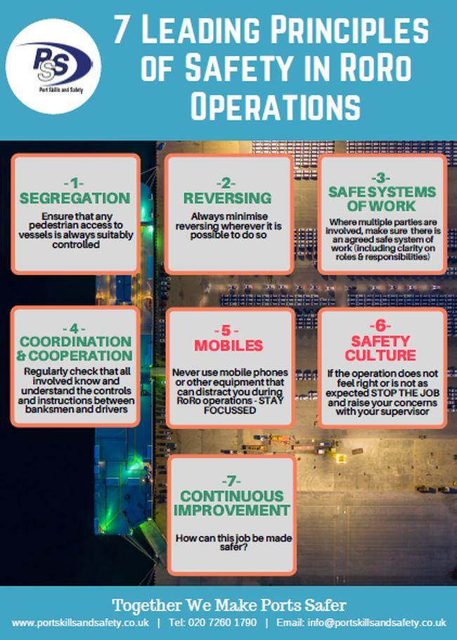 PSS 7 principles RoRo