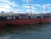 MV Viet Tin 01 abandoned by its owner in Malaysian waters