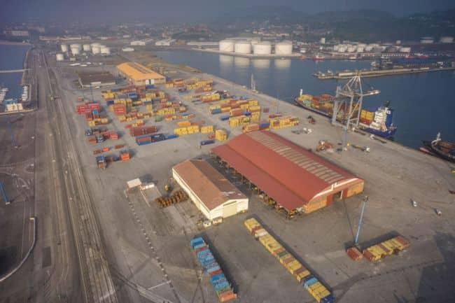 APM Terminals gijn-container-terminal Eco friendly CMA CGM