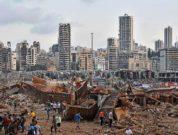 Beirut Lebanon explosions