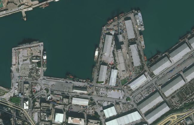 Beirut Port Overview