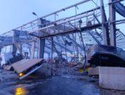 Beirut port mangled