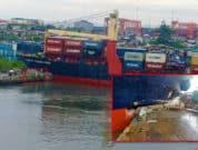 Cargo-Vessel-Crash-Manila-Harbor-Pier