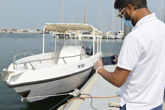 DMCA Launches Self-Inspection Procedure As Part Of Remote Marine Leisure Craft Licensing Process