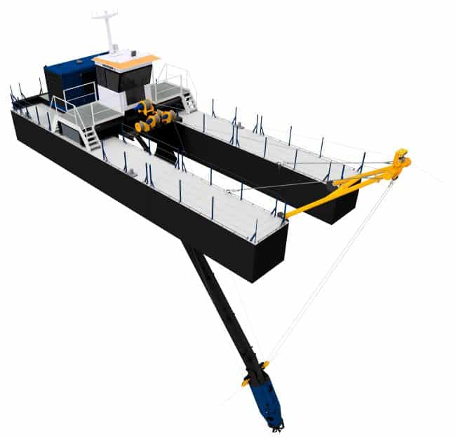 DOP becomes first locally built dredger in Argentina (2)