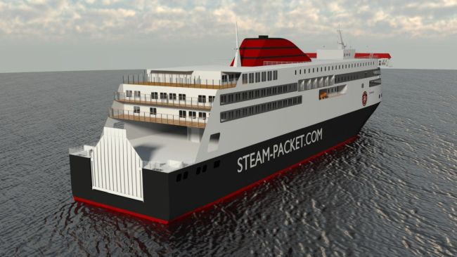 Houlder Wins Contract For Isle Of Man Steam Packet Company's New Purpose-Built Vessel