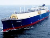 LNG Carrier Named LNG PHECDA for Yamal LNG Project