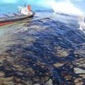 Mauritius Oil Spill Japanese Cargo Ship Grounded_2