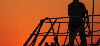 Seafarer Sailor Silhouette