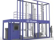 World's First Marine-Based CO2 Capture System To Be Tested By Mitsubishi Shipbuilding