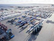 apm terminals to acquire al cs container terminal in aarhus