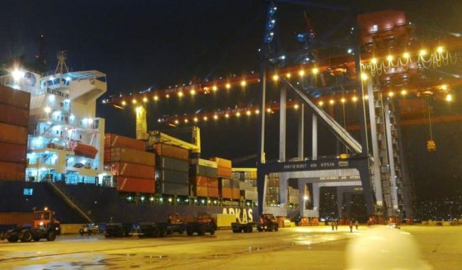 beirut container terminal