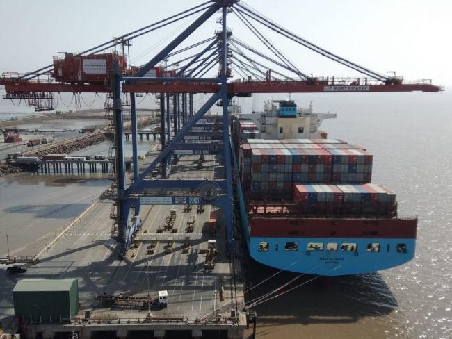 pipavav berth - APM Terminals Pipavav Approves Rs. 7 Billion Expansion Plan