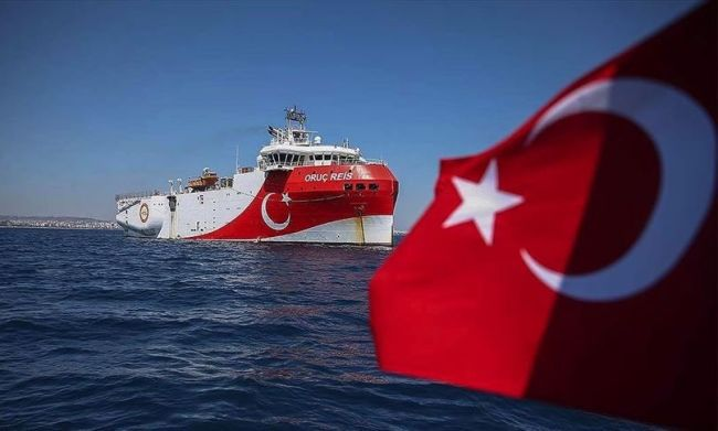 turkey natural gas discovery
