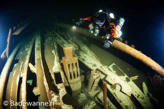 400 Years Old Dutch Ship Found In the Gulf of Finland