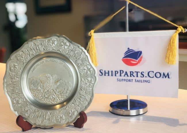ABS enters Strategic partnership with ship parts_ 2