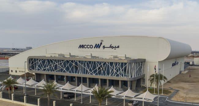 Abu Dhabi Ports - MICCO - HQ