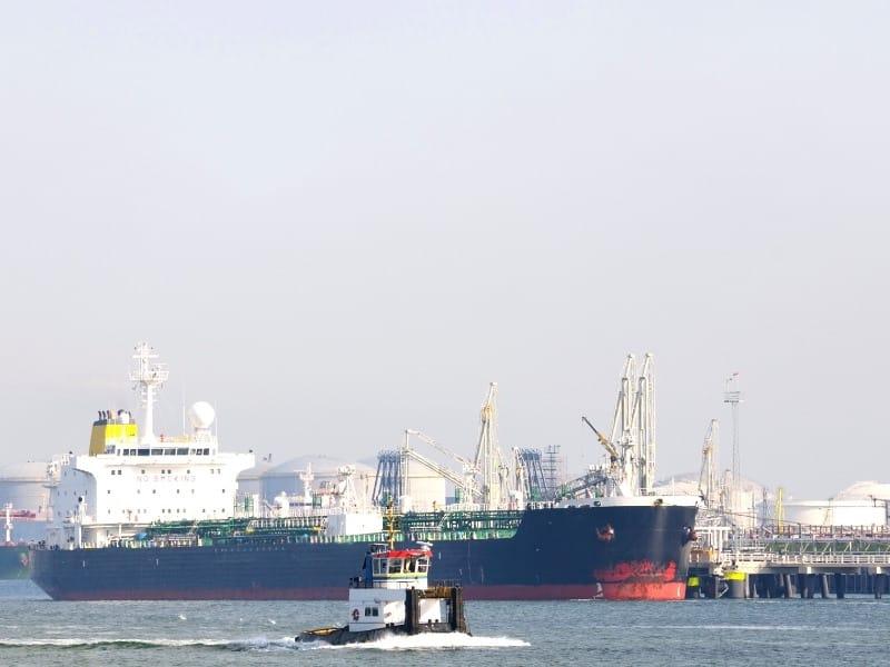 Ash Shihr Port and Oil Terminal