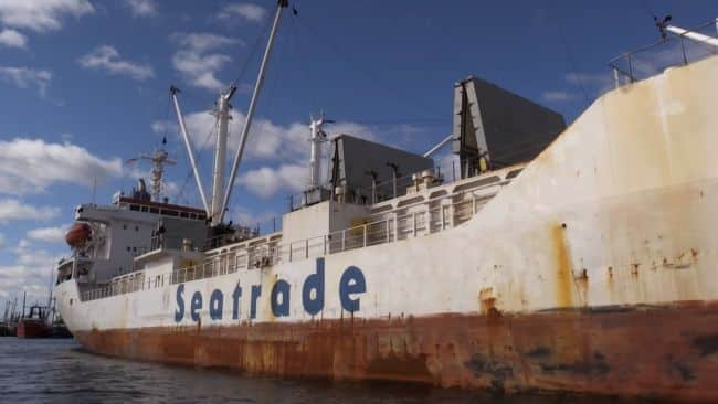 Captain And Ship Crew Reported Kidnapped From Reefer Ship Water phoenix Off Nigeria