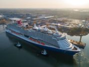 Carnival Mardi Gras Successfully Headed For Sea Trials