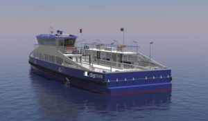Corvus Energy Awarded Contract For Five New Ferries To Be Built At Holland Shipyard