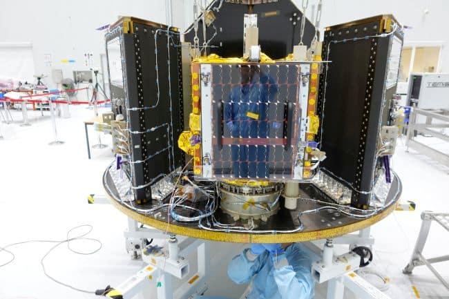 ESAIL Microsatellite exactEarth